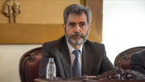 Carlos Lesmes, presidente del Tribunal Supremo y del Consejo General del Poder Judicial.