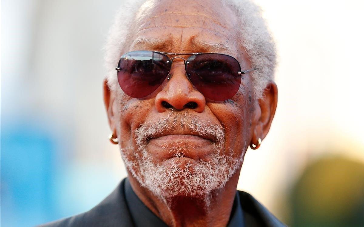 El actor Morgan Freeman, el pasado septiembre en el festival de cine de Deauville.