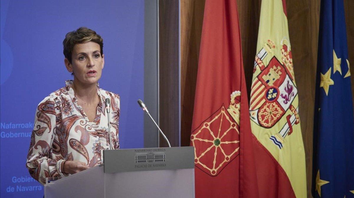 La justícia denega el toc de queda a Navarra