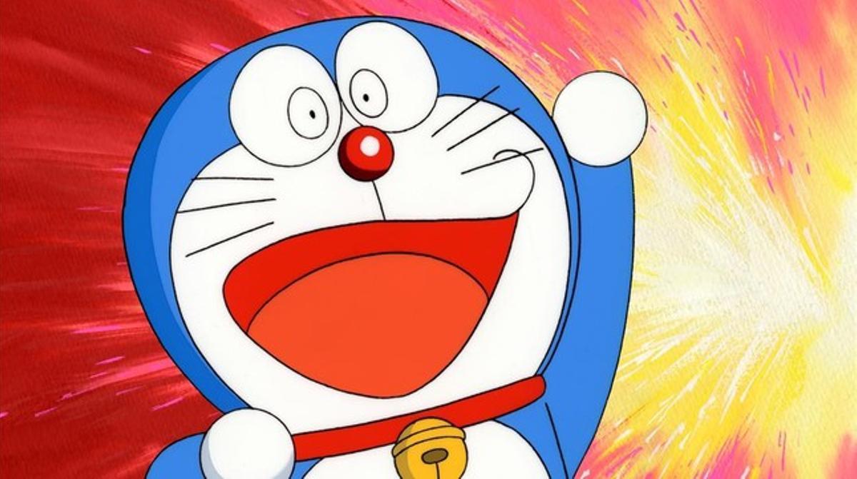 Doraemon, el gato cósmico.