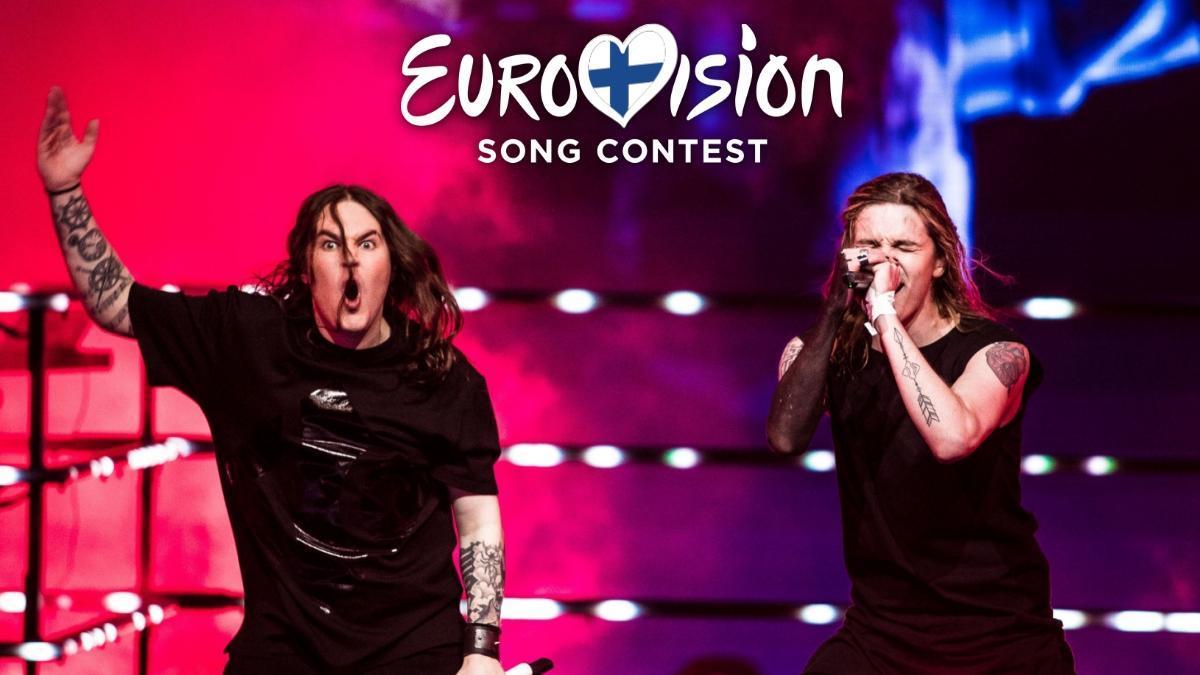 Blind Channel, representante de Finlandia en Eurovisión 2021