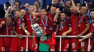 Portugal, campeón Eurocopa