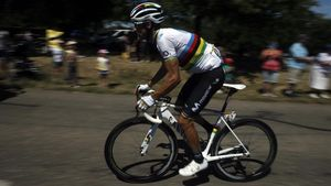 Valverde portarà el dorsal número 1 en la Vuelta que comença dissabte