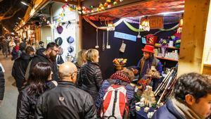 Imagen de la anterior edición de la feria de Reyes.