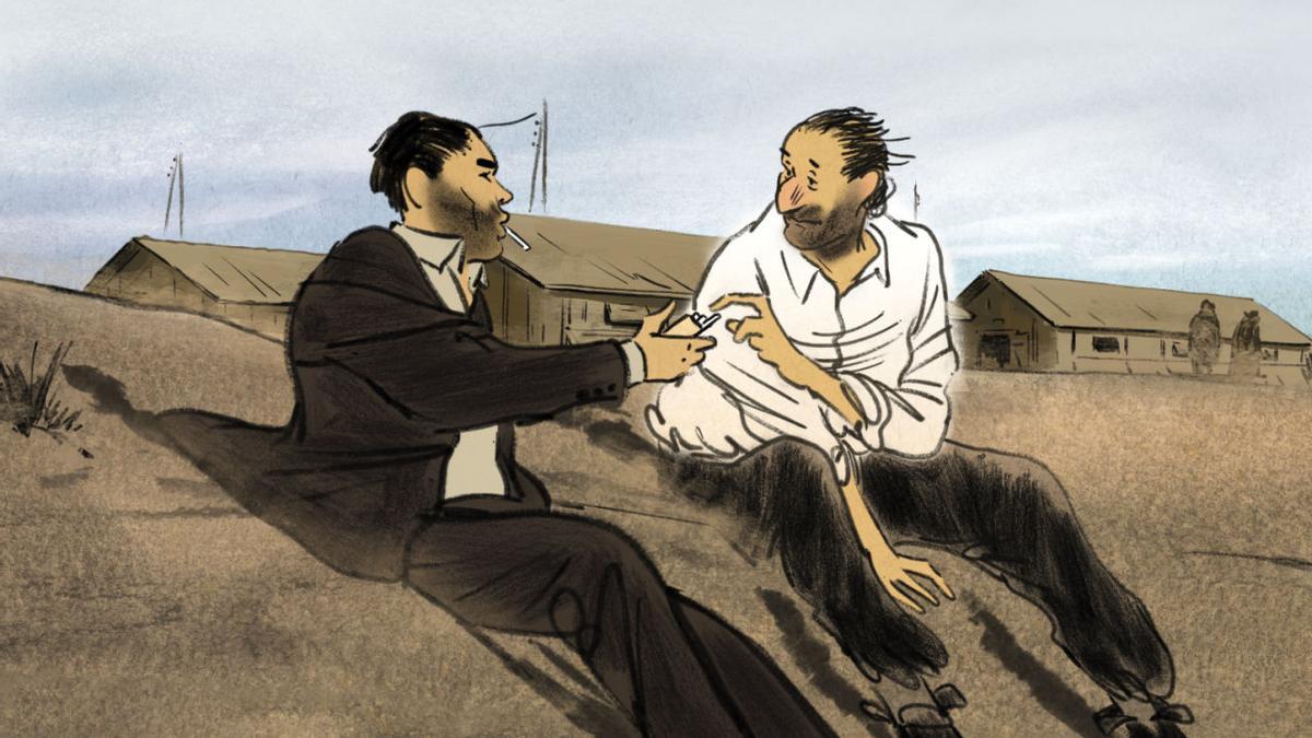 'Josep': dibujos contra el fascismo