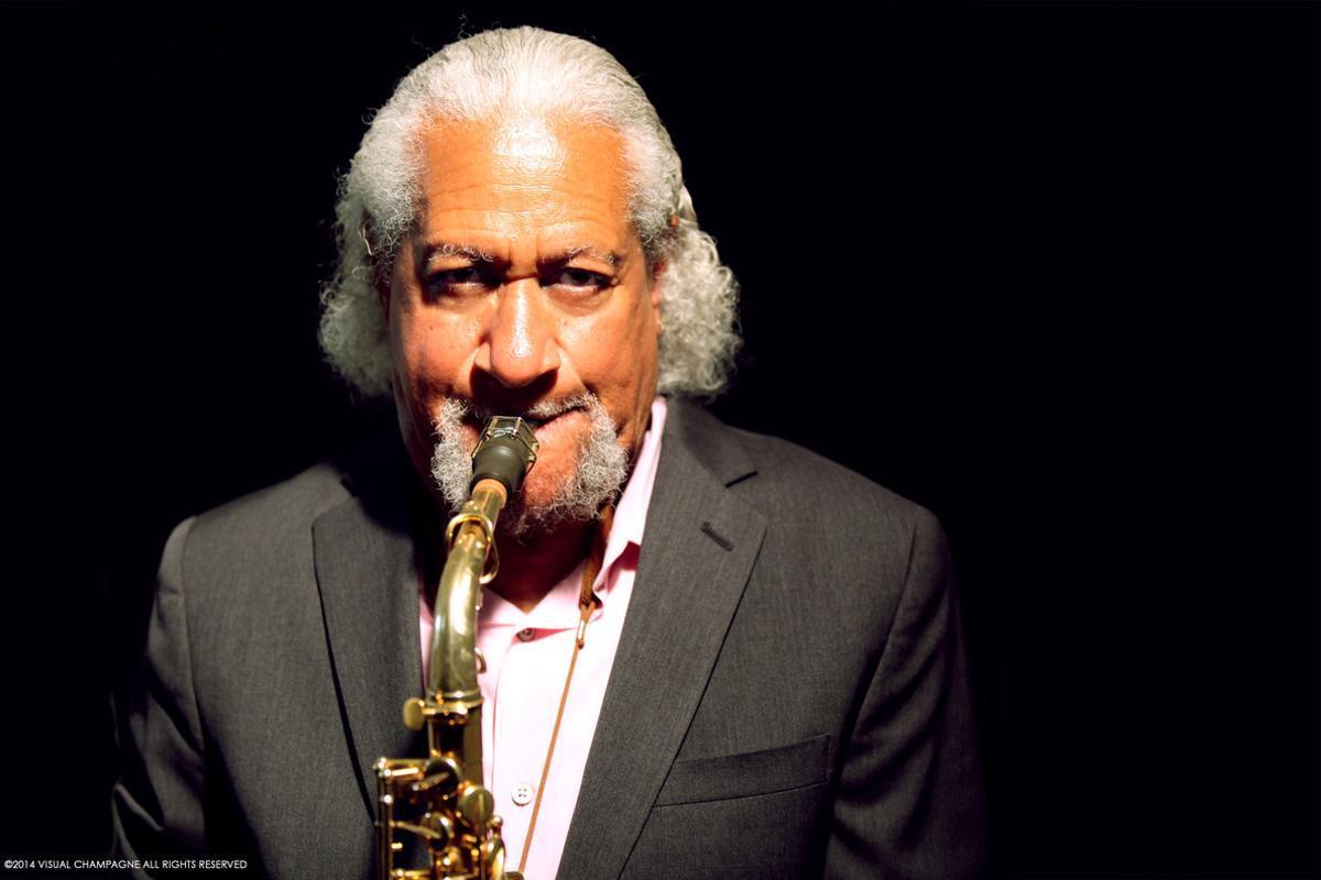 El saxofonista Gary Bartz.
