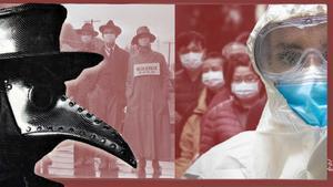 Las epidemias en tres actos: cómo todas las pandemias han seguido un mismo patrón