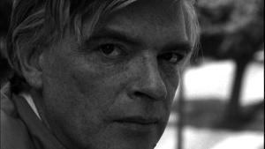 El escritor norteamericano Frank Conroy