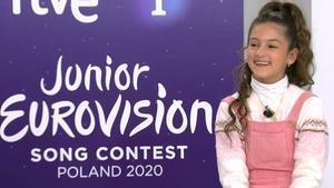 """TVE, a por todas con Soleá en el Eurovisión Junior más atípico: """"Queremos organizarlo el año que viene"""""""