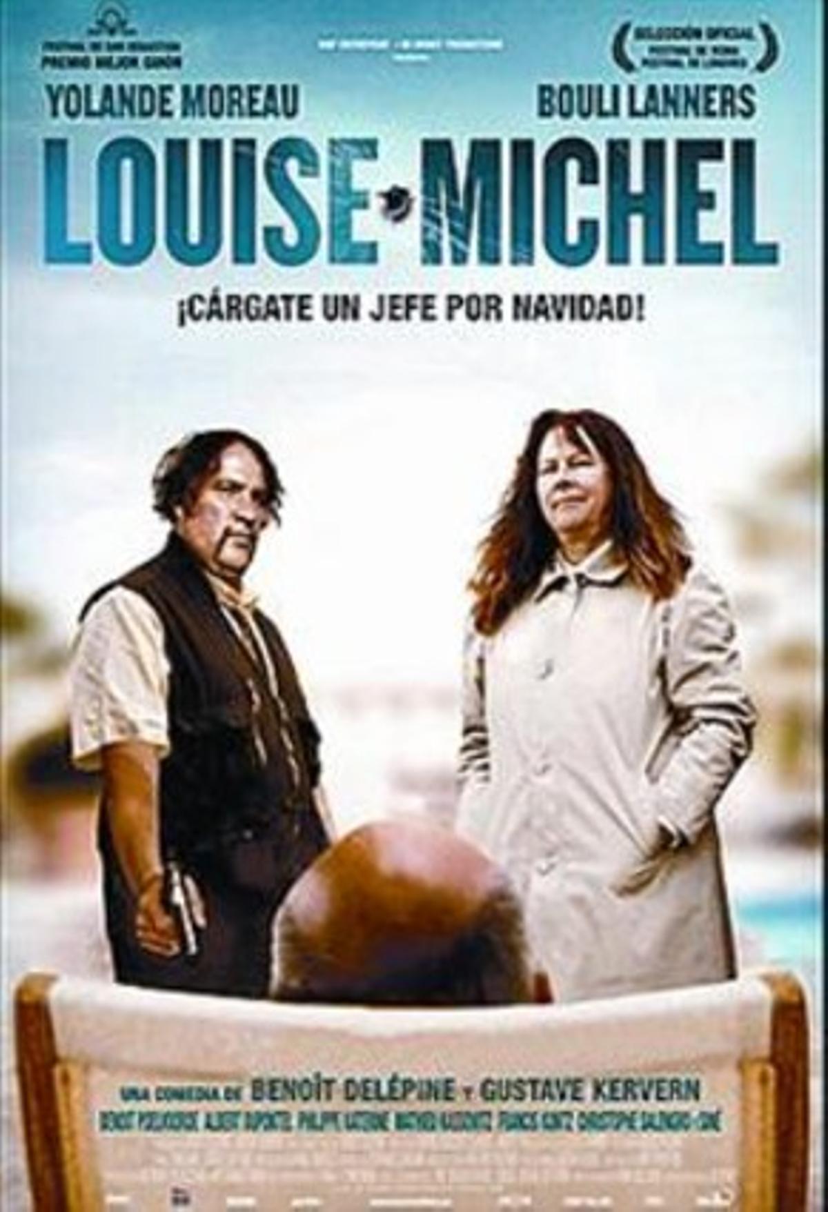 'Louise-Michel', una comedia estrambótica