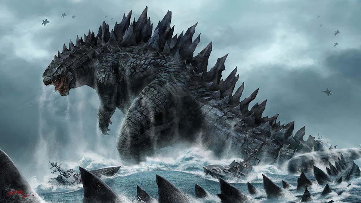 Estrenos de la semana: Tráiler de 'Godzilla 2' (2019)