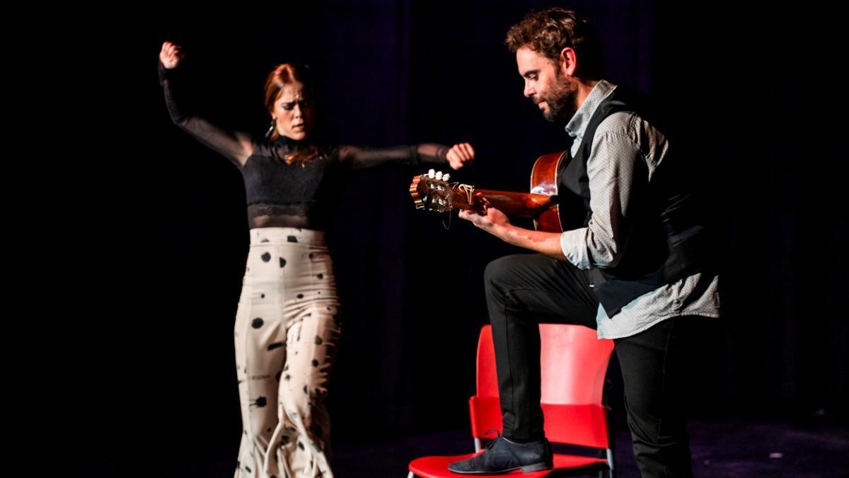 Patricia Guerrero y Dani de Morón estarán en el concierto final de Desvarío.
