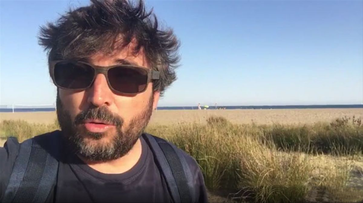 Jordi Évole explica por qué 'Salvados' interrumpe sus vacaciones.