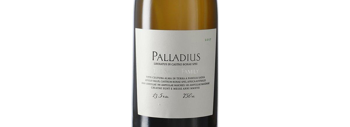 Vino Palladius 2017.