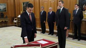 Pedro Sánchez, president després de la moció de censura | Últimes notícies