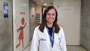 Anna Suy: «Encara no sabem si el coronavirus afecta les embarassades»