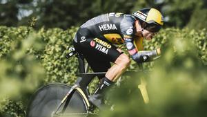 Tour de França: Pogacar mostra el seu costat més humà