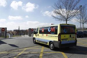 Ambulanciadel SUMMA 112.