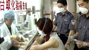 Una seixantena d'infectats per una misteriosa epidèmia a la Xina