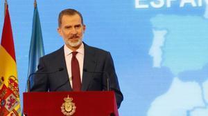 El futur de la Monarquia irromp en el debat dels Pressupostos