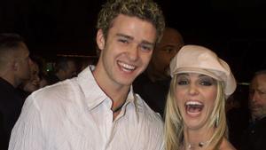 Britney Spears y Justin Timberlake, queconvirtió su ruptura en una campaña publicitaria.