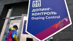 Sede del control antidopaje en los Juegos Olímpicos de Sochi.
