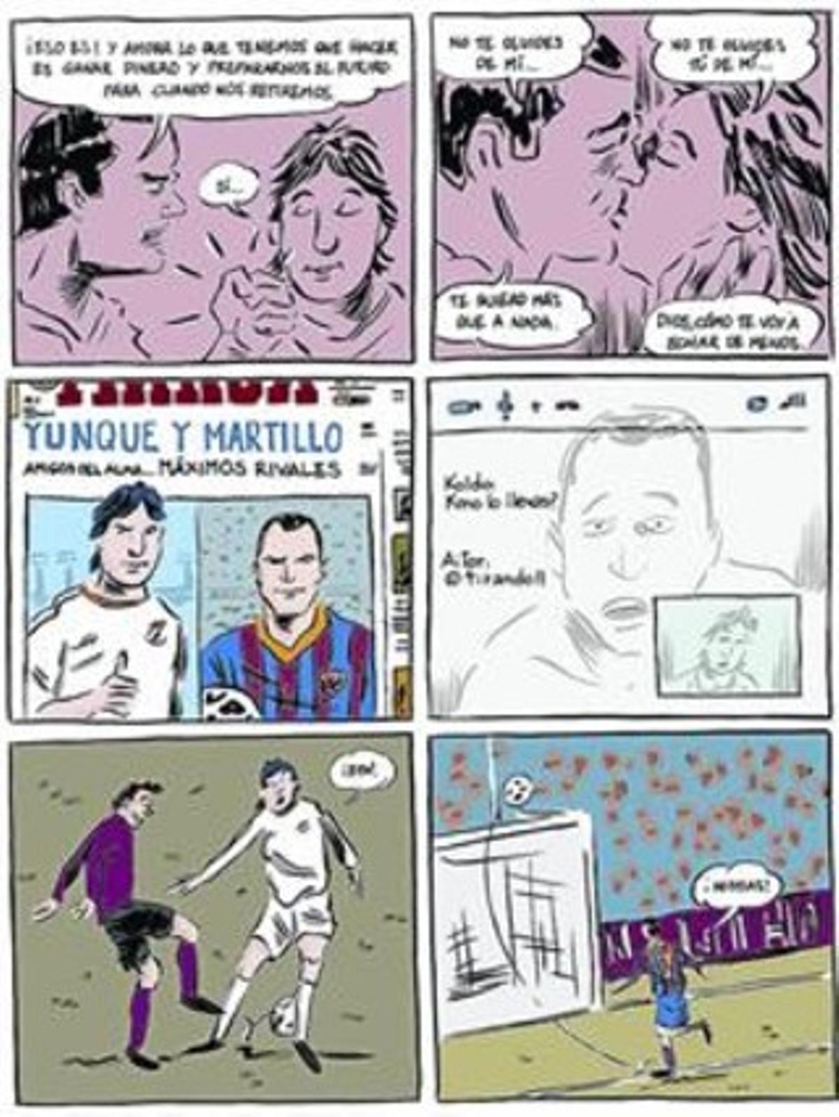 Mil historias del balón