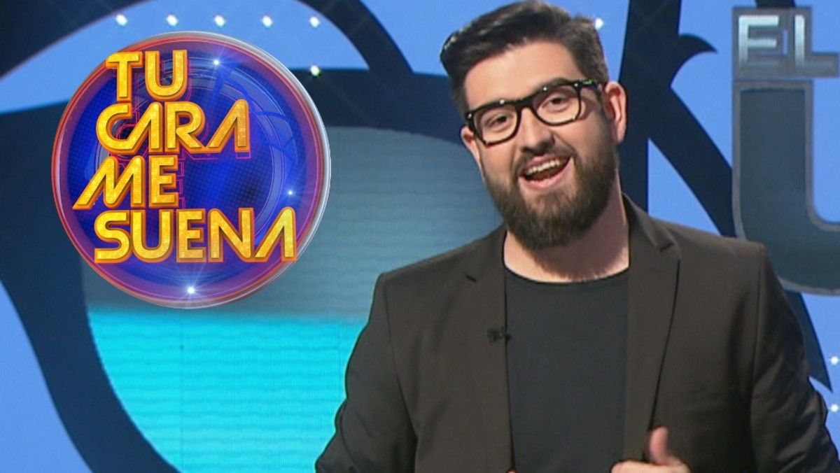 Manu Sánchez, concursante de 'Tu cara me suena 7'