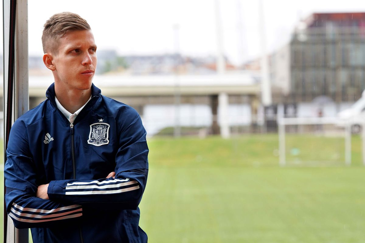 Entrevista al jugador de la selección nacional de futbol Dani Olmo.