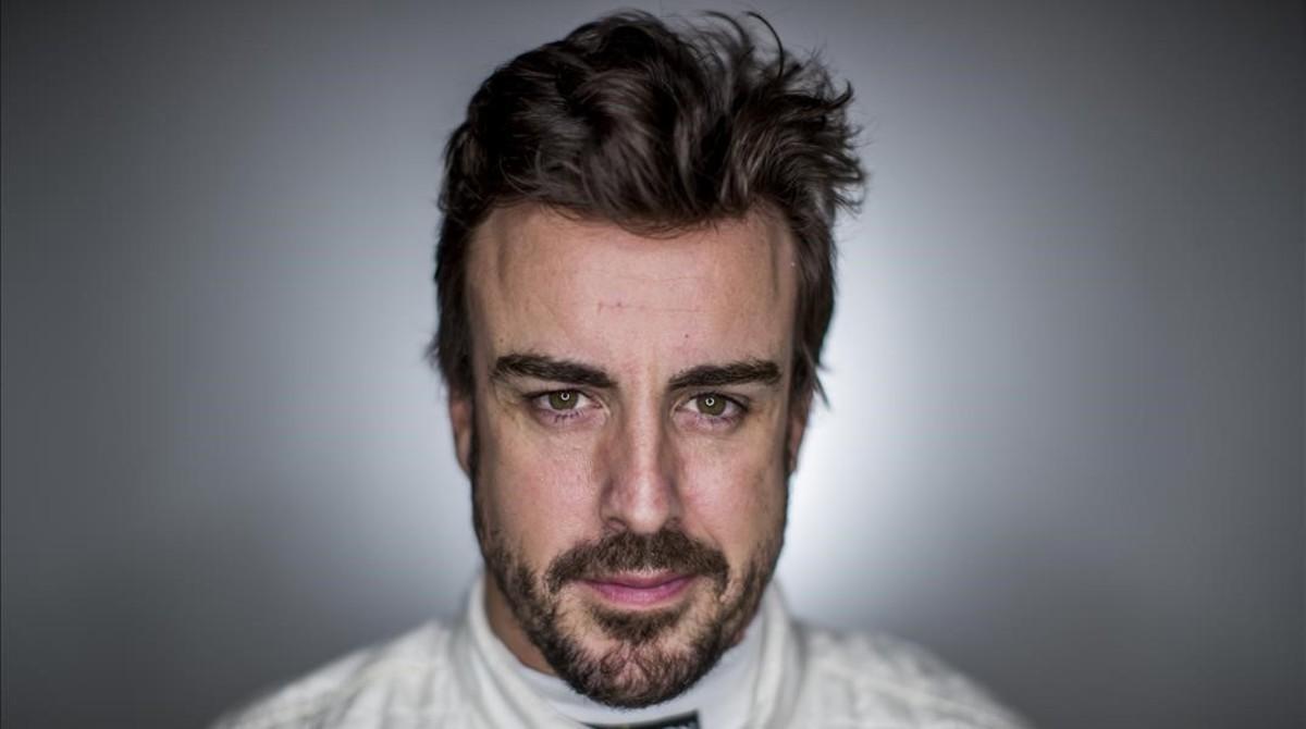 Fernando Alonso, piloto oficial de McLaren-Honda.