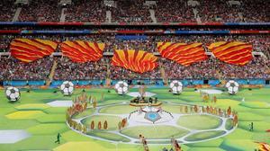 Així és l'estadi olímpic Lujniki, on es jugarà la final del Mundial 2018