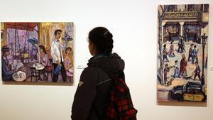 Barcelona promou el 'shopping' d'art entre els seus visitants