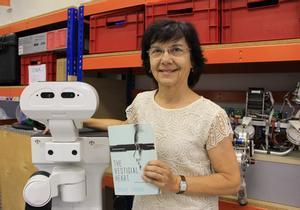 Carme Torras, especialista en robótica.