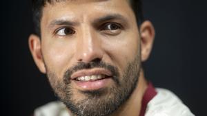 Entrevista con el 'Kun Agüero', jugador del FC Barcelona