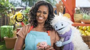 Michelle Obama, protagonista de 'Gofre + Mochi'.