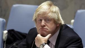 No tot s'hi val, sr. Johnson