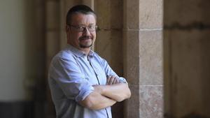 El ex secretario general de Podem, Xavier Domènech.