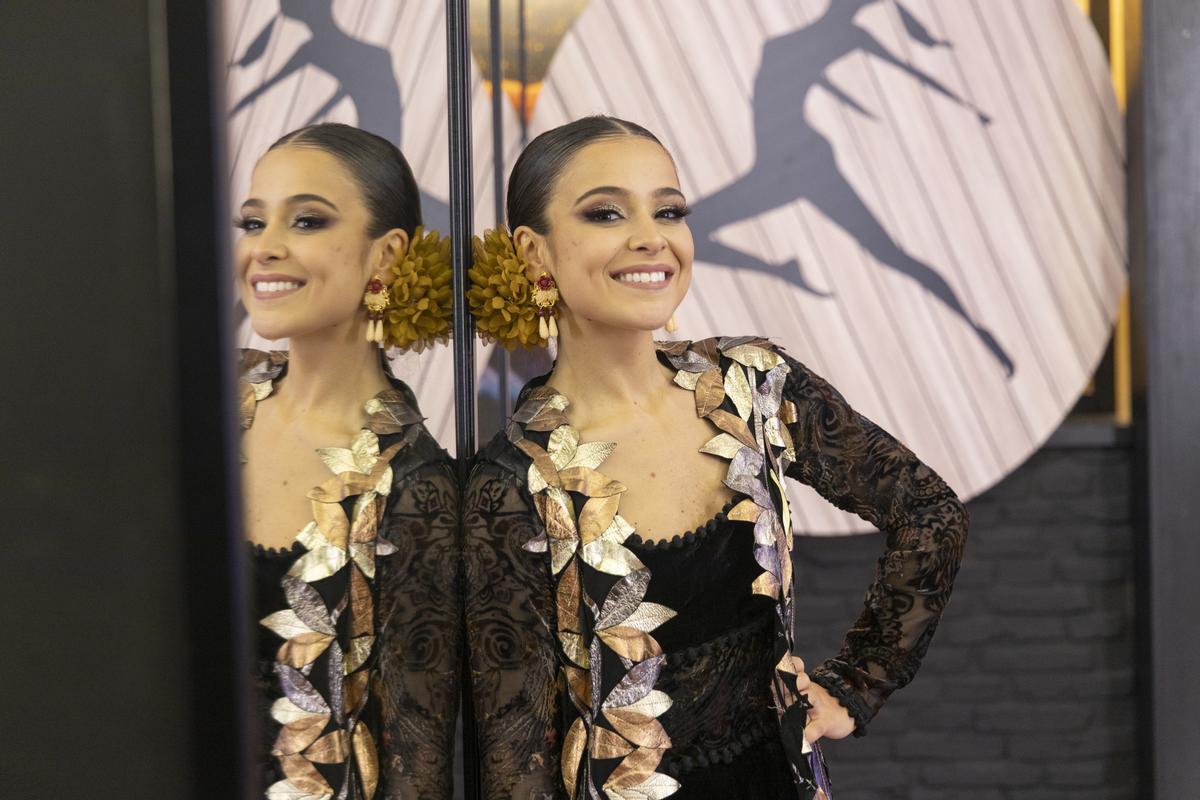 Macarena Ramírez, ganadora de 'The dancer'