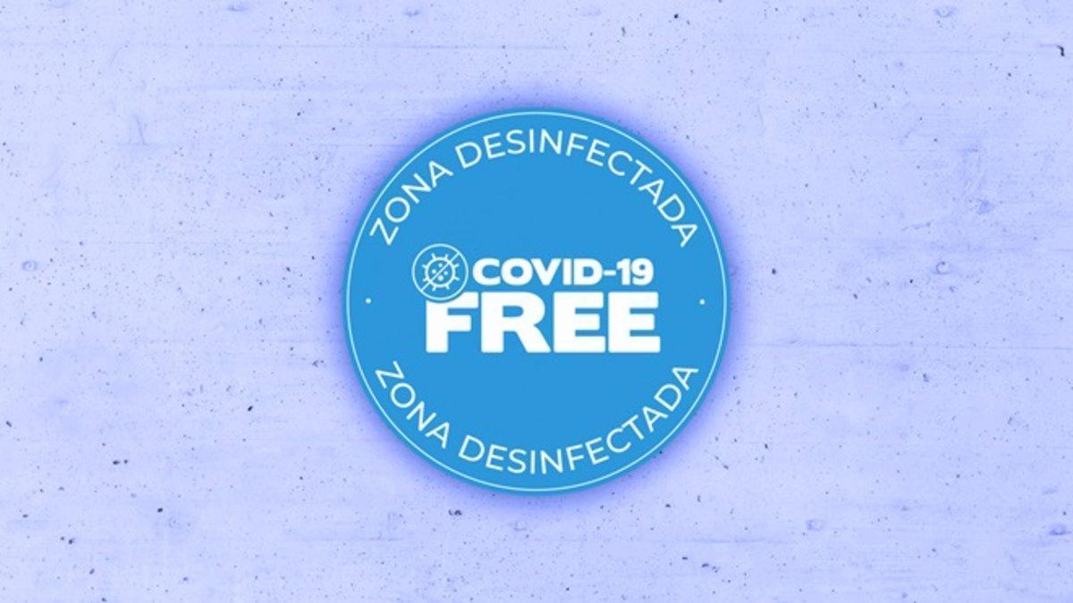 La patronal de comercio yasociaciones de consumidores rechazanlas etiquetas'Libre de COVID'.