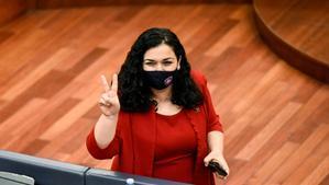 Vjosa Osmani, elegida 'in extremis' nova presidenta de Kosovo
