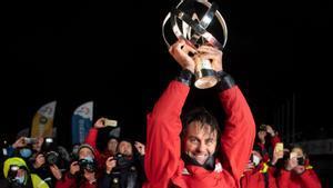 Victòria històrica a la Vendée Globe: el tercer va ser primer