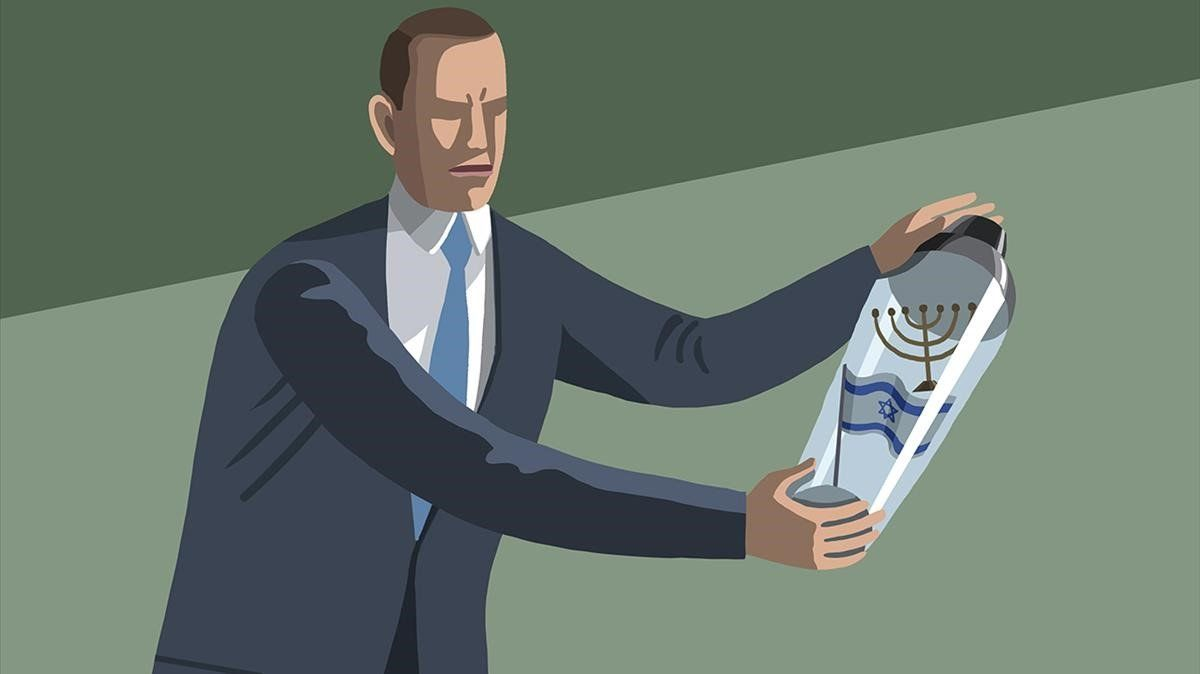 El perillosíssim còctel antisionisme-antisemitisme