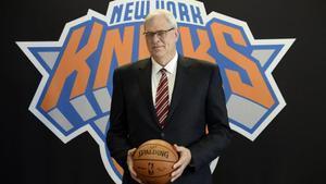 Los Knicks despiden a Phil Jackson
