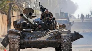 Rússia envia dues fragates al Mediterrani i culpa Turquia de l'escalada a Síria