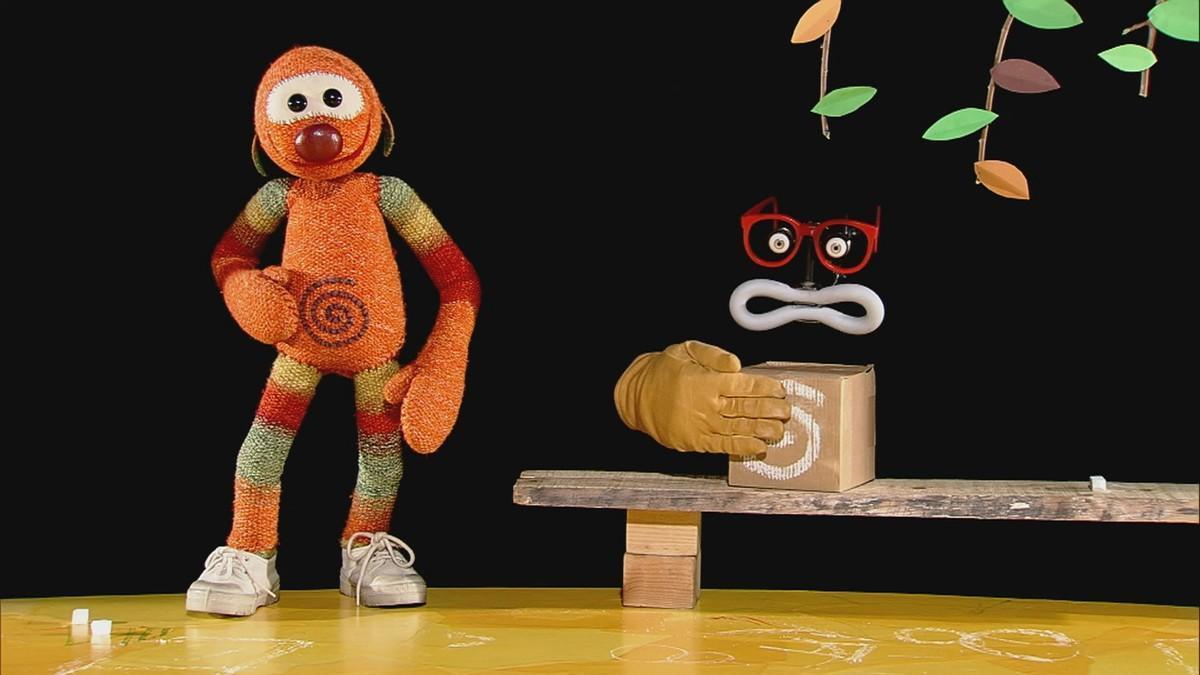 Imagen del programa del Super 3 'Mic'.