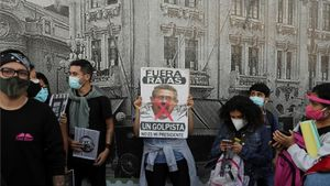 Creixen les protestes al Perú contra el president provisional Manuel Merino