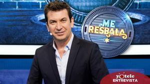 Arturo Valls estrena 'Me resbala': «En aquesta edició ja tenim un ambient de programa consolidat»