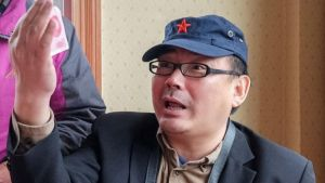El escritor Yang Hengjun detenido en China.