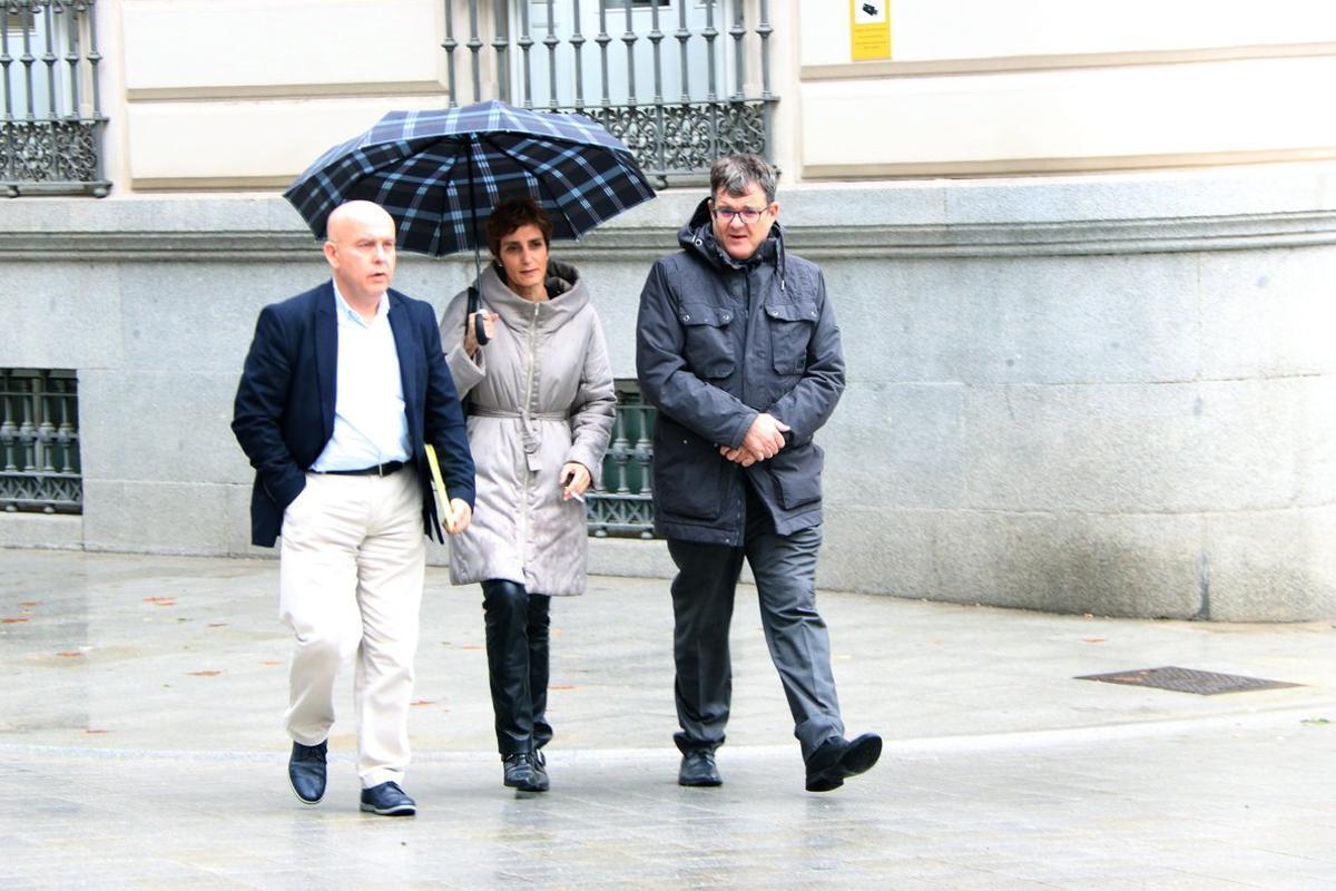 Boye, en libertad sin cautelares tras declarar por blanqueo relacionado con Sito Miñanco