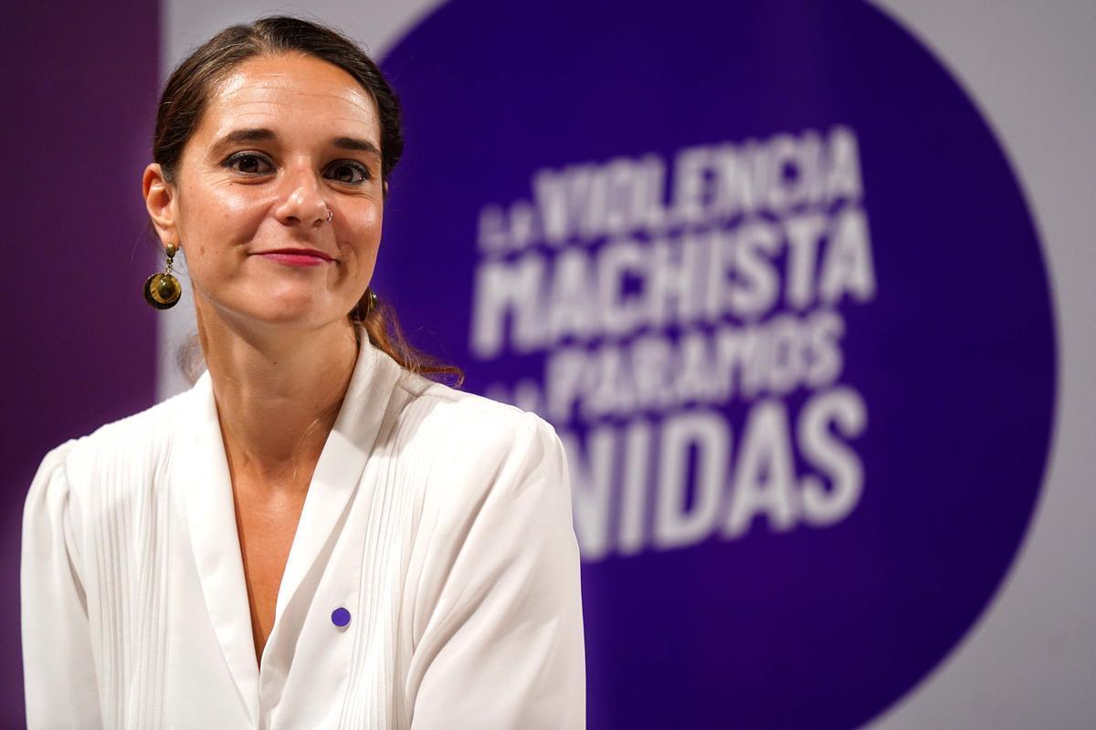 Entrevista a Noelia Vera , Secretaria de Estado de Igualdad y contra la Violencia de Género.
